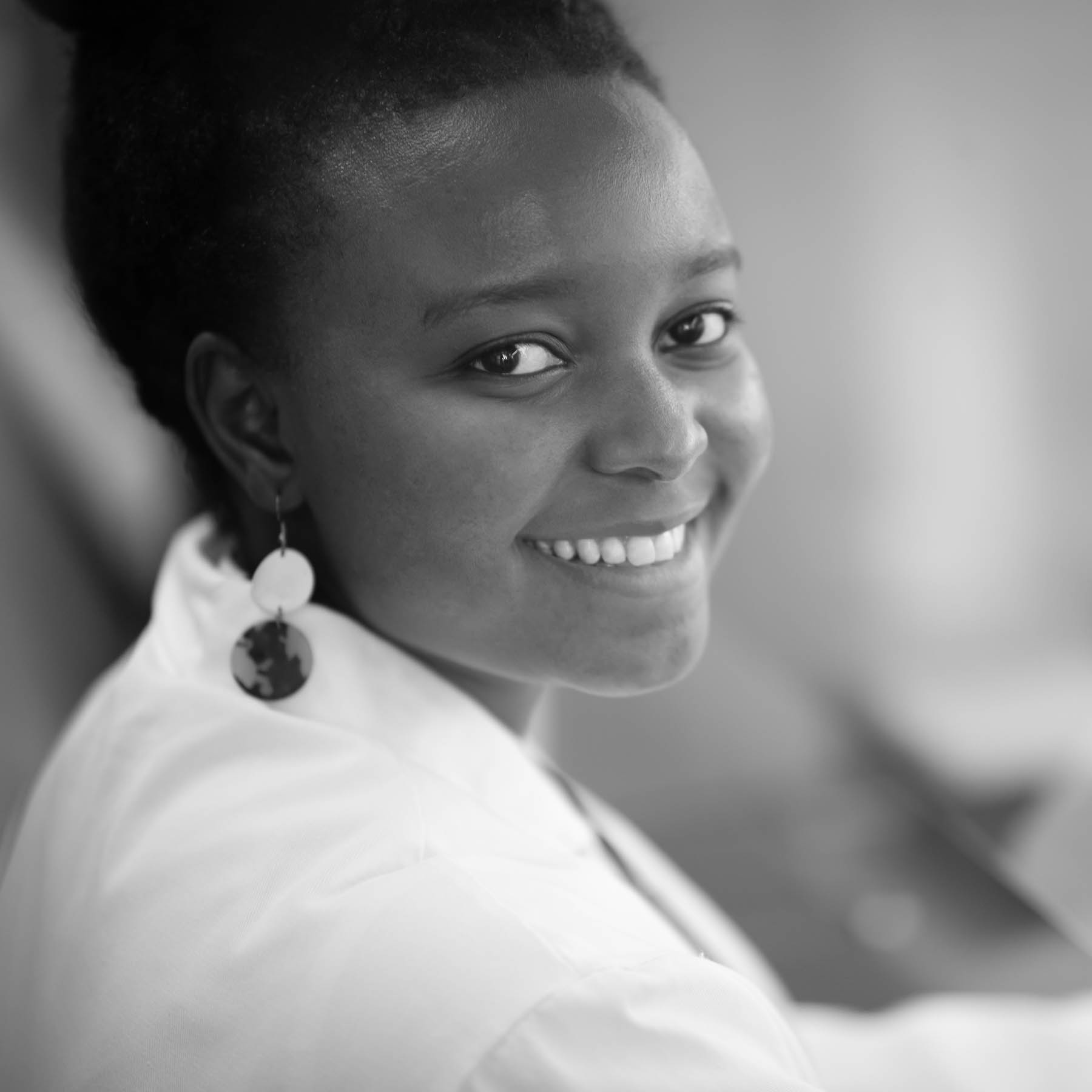 Photo of Sarah Musoke